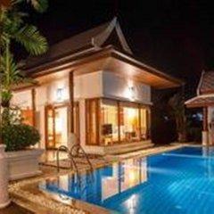 Отель Pimann Buri Pool Villas Ao Nang Krabi бассейн