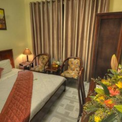 Hoian Nostalgia Hotel & Spa комната для гостей фото 5