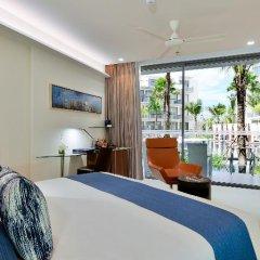 Dream Phuket Hotel & Spa 5* Стандартный номер с разными типами кроватей