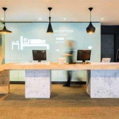 Отель Ibis Liverpool Centre Albert Dock – Liverpool One интерьер отеля