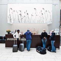 Hanza hotel Рига интерьер отеля фото 2