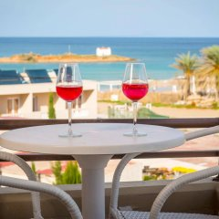 Primavera Beach Hotel Studios & Apartments балкон