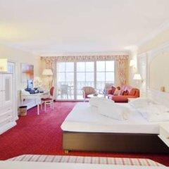 Отель Quellenhof Luxury Resort Passeier Сан-Мартино-ин-Пассирия комната для гостей фото 3