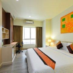 Отель Icheck Inn Silom Бангкок комната для гостей фото 2