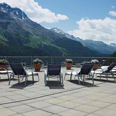 Отель Crystal Hotel superior Швейцария, Санкт-Мориц - отзывы, цены и фото номеров - забронировать отель Crystal Hotel superior онлайн бассейн