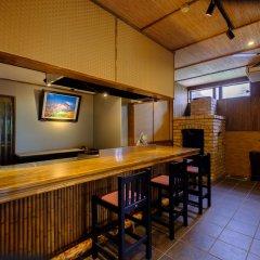 Отель Yufuin Nobiru Sansou Хидзи гостиничный бар
