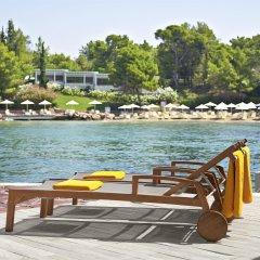 Отель Arion Astir Palace Athens пляж
