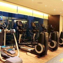 Shangri-La Hotel, Tianjin фитнесс-зал фото 2