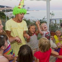Отель PrimaSol Sineva Beach Hotel - Все включено Болгария, Свети Влас - отзывы, цены и фото номеров - забронировать отель PrimaSol Sineva Beach Hotel - Все включено онлайн детские мероприятия фото 2