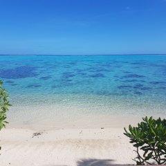 Отель Villa Ylang Ylang - Moorea пляж