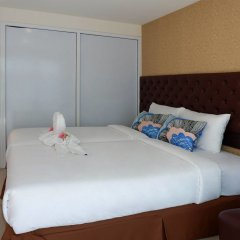Отель Villa Pool Lay Resort Pattaya комната для гостей