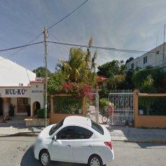 Playa Del Carmen Hotel By H&a Плая-дель-Кармен парковка