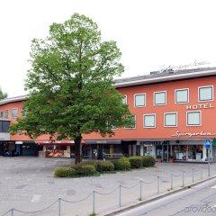 Best Western Hotel Spirgarten парковка