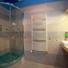 Отель Penzion Fan Чехия, Карловы Вары - 1 отзыв об отеле, цены и фото номеров - забронировать отель Penzion Fan онлайн ванная фото 2