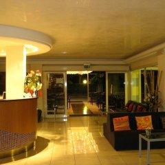 Hotel Du Lac Римини интерьер отеля