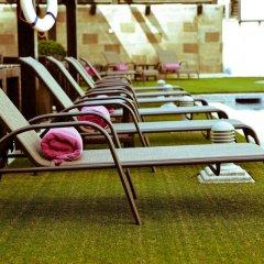 Отель Bristol Hotel Иордания, Амман - 1 отзыв об отеле, цены и фото номеров - забронировать отель Bristol Hotel онлайн бассейн