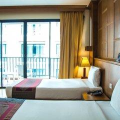 Отель Mike Garden Resort комната для гостей