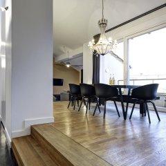 Апартаменты Gorki Apartments Berlin интерьер отеля