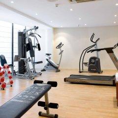 Отель NH Sanvy Испания, Мадрид - отзывы, цены и фото номеров - забронировать отель NH Sanvy онлайн фитнесс-зал
