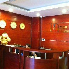 Отель Mayfair Hotel & Apartment Hanoi Вьетнам, Ханой - отзывы, цены и фото номеров - забронировать отель Mayfair Hotel & Apartment Hanoi онлайн интерьер отеля фото 3
