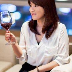 Отель Novotel Ambassador Daegu Южная Корея, Тэгу - отзывы, цены и фото номеров - забронировать отель Novotel Ambassador Daegu онлайн фитнесс-зал фото 3