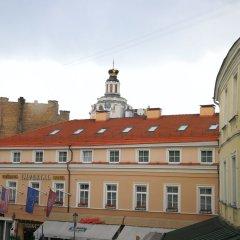 Отель 2 Bedroom Apartment near Town Hall Литва, Вильнюс - отзывы, цены и фото номеров - забронировать отель 2 Bedroom Apartment near Town Hall онлайн балкон
