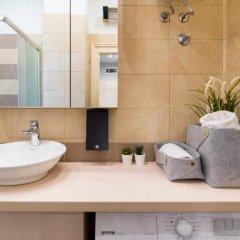 Апартаменты Apartment Top Central 5 Белград ванная