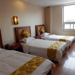 Отель Chinese Culture Holiday Hotel - Nanluoguxiang Китай, Пекин - отзывы, цены и фото номеров - забронировать отель Chinese Culture Holiday Hotel - Nanluoguxiang онлайн комната для гостей
