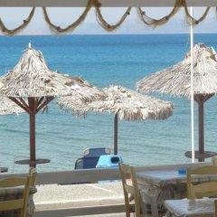 Отель Laza Beach гостиничный бар