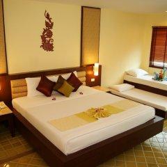 Отель Duangjitt Resort, Phuket 5* Стандартный номер с различными типами кроватей