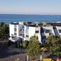 Апартаменты Sineva Del Sol Apartments Свети Влас пляж фото 2