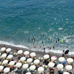 Отель Villa Adriana Amalfi Италия, Амальфи - отзывы, цены и фото номеров - забронировать отель Villa Adriana Amalfi онлайн пляж фото 2