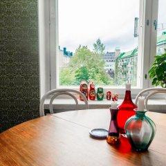 Отель WeHost Kankurinkatu 4 Финляндия, Хельсинки - отзывы, цены и фото номеров - забронировать отель WeHost Kankurinkatu 4 онлайн балкон