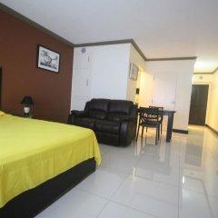 Отель High Tides Beach Studio Ямайка, Монтего-Бей - отзывы, цены и фото номеров - забронировать отель High Tides Beach Studio онлайн комната для гостей фото 3