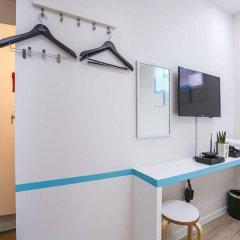 Star Hostel Dongdaemun Suite Сеул удобства в номере