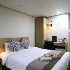 Отель Golden City Hotel Dongdaemun Южная Корея, Сеул - отзывы, цены и фото номеров - забронировать отель Golden City Hotel Dongdaemun онлайн комната для гостей фото 5