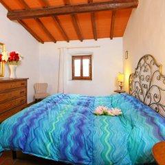 Отель Locazione Turistica Podere Berrettino.1 Реггелло комната для гостей фото 5