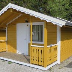 Отель Bergen Camping Park Берген балкон