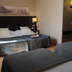 Отель Ganivet Испания, Мадрид - 7 отзывов об отеле, цены и фото номеров - забронировать отель Ganivet онлайн комната для гостей фото 2