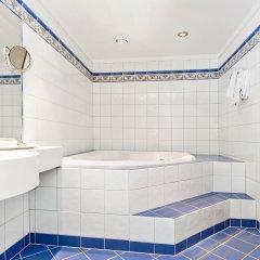 Отель Thon Hotel Saga Норвегия, Гаугесунн - отзывы, цены и фото номеров - забронировать отель Thon Hotel Saga онлайн ванная