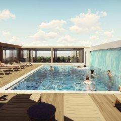 Отель Wyndham Grand Athens бассейн