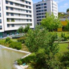 Отель Akicity Benfica Star балкон