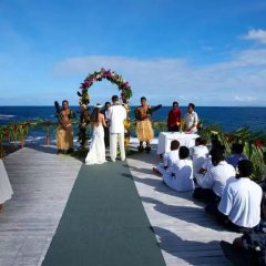 Отель Namale The Fiji Islands Resort & Spa Савусаву помещение для мероприятий фото 2