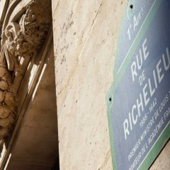 Отель Montpensier Франция, Париж - 2 отзыва об отеле, цены и фото номеров - забронировать отель Montpensier онлайн интерьер отеля