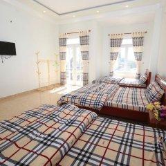 Hotel Thanh Co Loa Далат комната для гостей фото 5