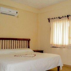 Отель Bungalows La Madera Мексика, Сиуатанехо - отзывы, цены и фото номеров - забронировать отель Bungalows La Madera онлайн комната для гостей фото 4