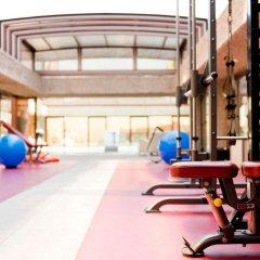 Отель Hilton Madrid Airport фитнесс-зал