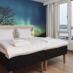 Отель Thon Hotel Nordlys Норвегия, Бодо - отзывы, цены и фото номеров - забронировать отель Thon Hotel Nordlys онлайн комната для гостей фото 2