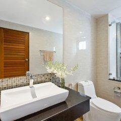 Отель Tranquil Residence 2 Таиланд, Самуи - отзывы, цены и фото номеров - забронировать отель Tranquil Residence 2 онлайн ванная фото 2