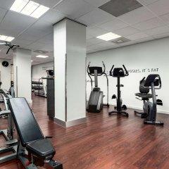 Отель NH Amsterdam Centre фитнесс-зал